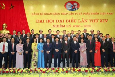 Đảng bộ BIDV tổ chức thành công Đại hội đại biểu lần thứ XIV.