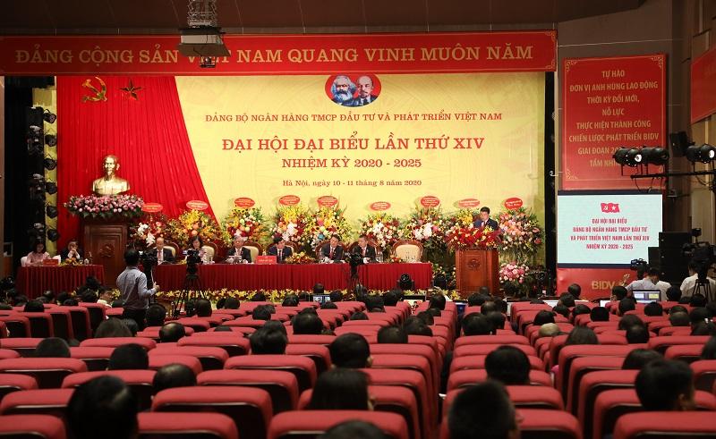 dang-bo-bidv-to-chuc-thanh-cong-dai-hoi-dai-bieu-lan-thu-xiv-nhiem-ky-2020-2025