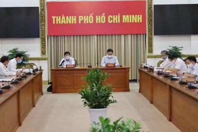 TP.HCM xử phạt 841 người không đeo khẩu trang, tổng số tiền phạt hơn 160 triệu đồng