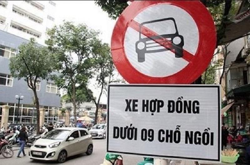 ha-noi-khoi-phuc-bien-cam-xe-hop-dong-taxi-tren-10-tuyen-pho-tu-ngay-15-9