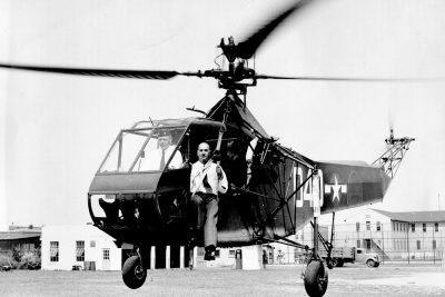 Igor Sikorsky: Thiên tài người Nga thiết kế máy bay cho Tổng thống Mỹ.
