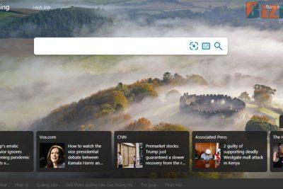 Bing đã được chính thức đổi thương hiệu thành Microsoft Bing