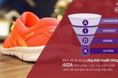 Chiến dịch marketing của Biti's đánh dấu sự bật dậy của một thương hiệu Việt.