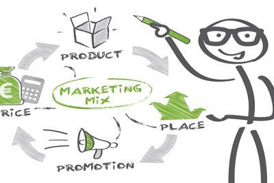 Hướng dẫn xây dựng mô hình 4P trong Marketing Mix.