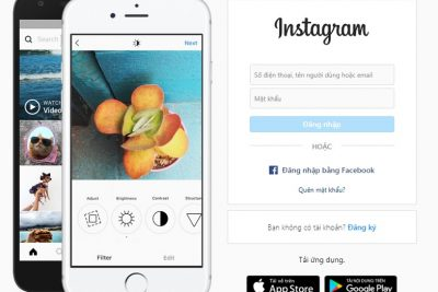 Instagram – Từ kẻ vô danh trở thành ông vua ứng dụng chia sẻ ảnh.