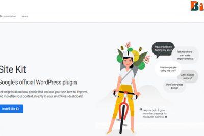 Google Site Kit – Đưa trọn bộ công cụ hỗ trợ của Google vào WordPress.