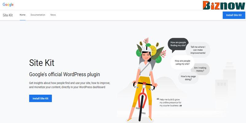 google-site-kit-biznow