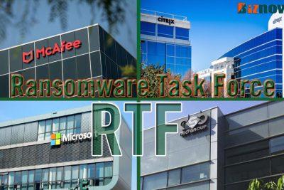 Microsoft, Citrix, Mcafee và Global Cyber Alliance… hợp lực xây dựng lực lượng đặc nhiệm chống Ransomware trên toàn cầu