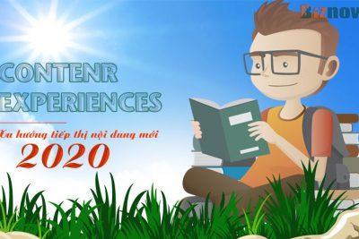 Trải nghiệm nội dung sẽ là xu hướng marketing trực tuyến 2021