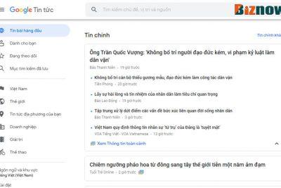 Đăng ký website với Google News 2021, tăng lưu lượng truy cập, tạo nguồn cấp tin uy tín.