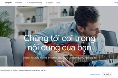 Hướng dẫn đăng ký Google AdSense 2021.
