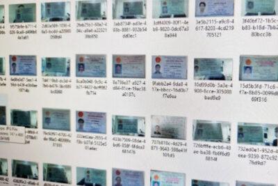 Hacker rao bán 17GB dữ liệu hình ảnh CMTND Việt Nam với giá 9000 usd.