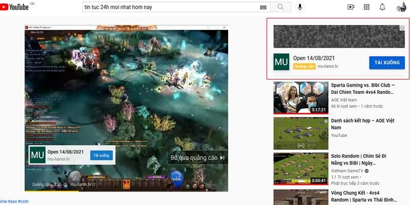 Quang Cao Youtube Ads 3
